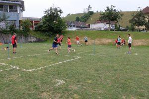 Trainingsweekend Sumiswald 2017